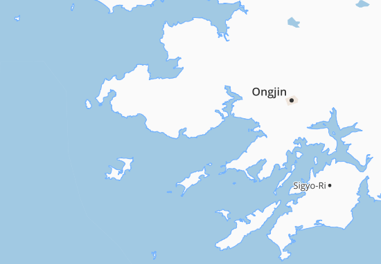 Sogang-Ni Map