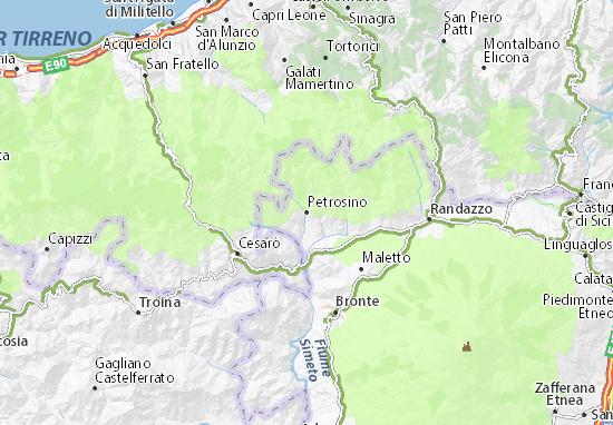 Mapas-Planos Petrosino