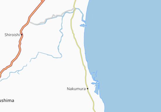 Mapas-Planos Sakamoto