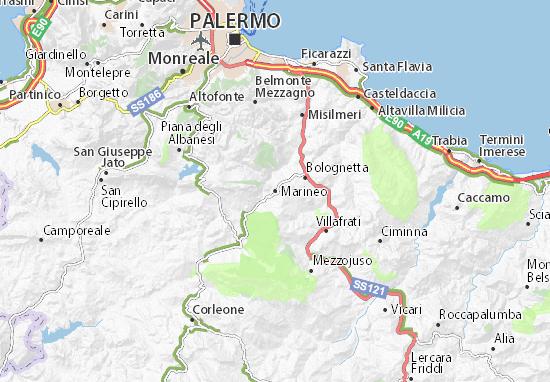 Mappe-Piantine Marineo