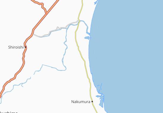 Mapas-Planos Yamashita