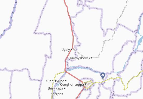 Mapas-Planos Uyaly