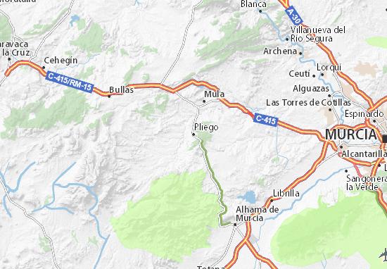 Pliego Map