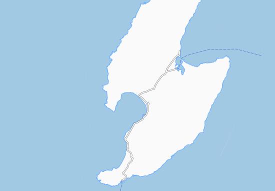 Carte-Plan Kawaharada