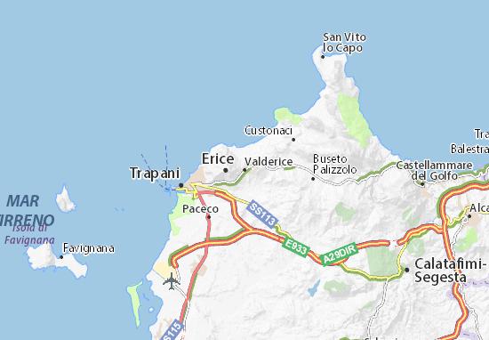 Mappe-Piantine Valderice