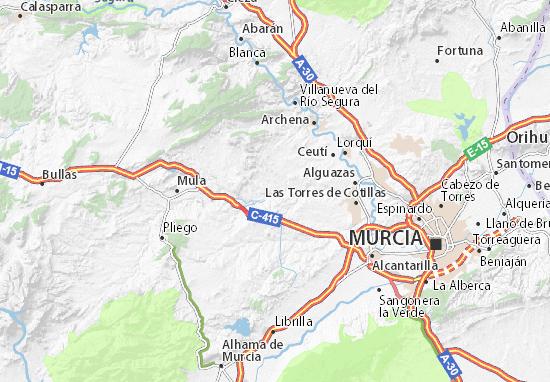 Mapas-Planos Campos del Río