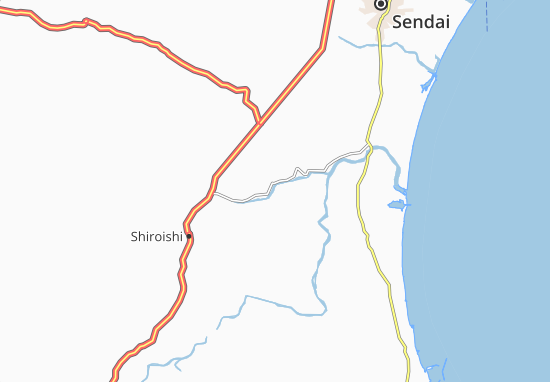 Okawara Map