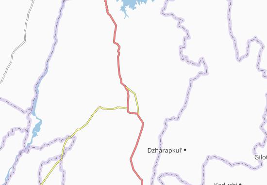 Mapas-Planos Dangara