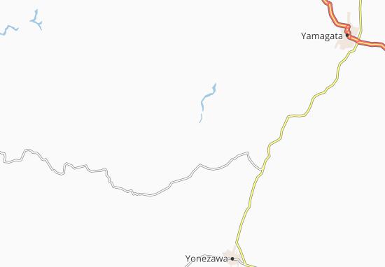 Mapas-Planos Nagai