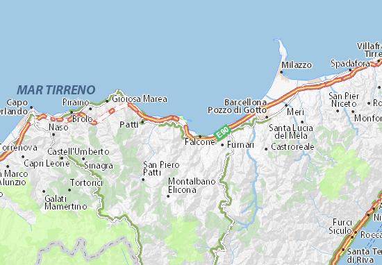 Oliveri Map