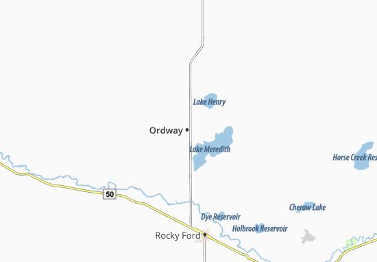 Carte-Plan Ordway