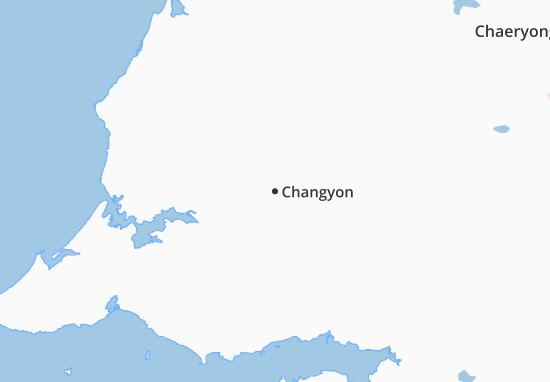 Mappe-Piantine Changyon