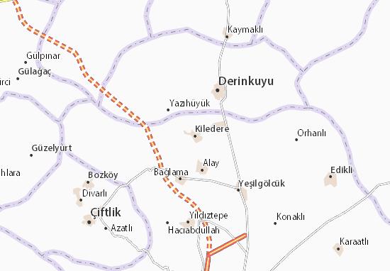 Kiledere Map