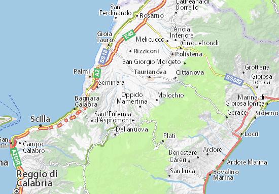 Mappe-Piantine Varapodio