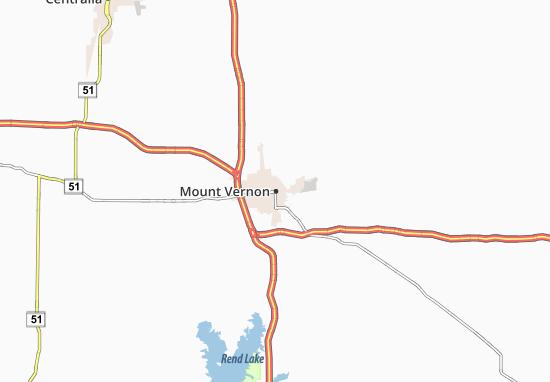 Mount Vernon Map