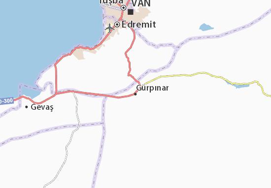 Mapas-Planos Gürpınar