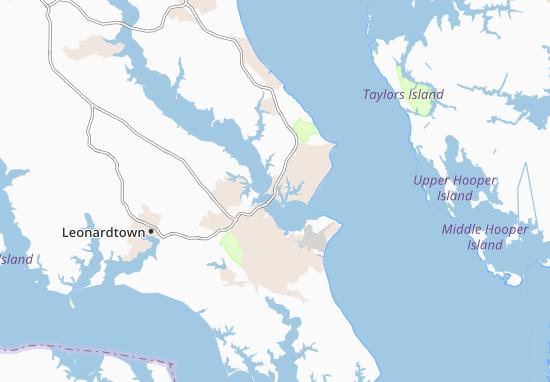 Solomons Map