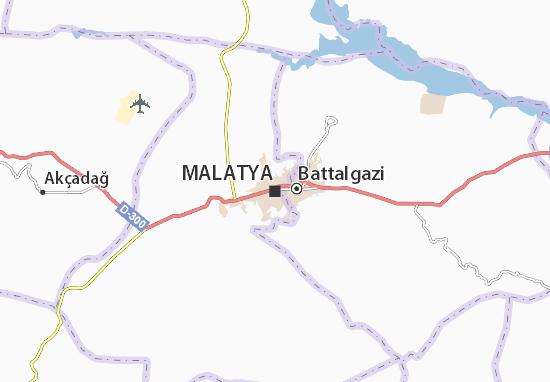 Mappe-Piantine Malatya