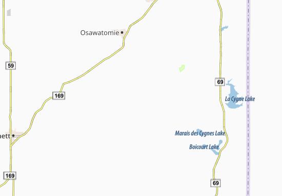 Cadmus Map
