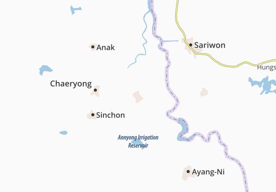 Mappe-Piantine Sainei