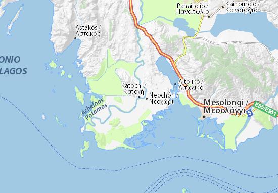 Katochí Map