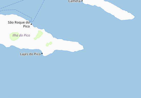 Azoren Karte.Karte Stadtplan Azoren Viamichelin