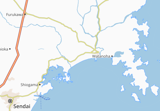 Yamoto Map