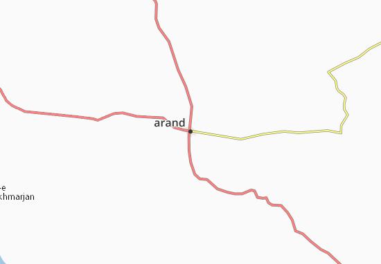 Mapas-Planos Marand