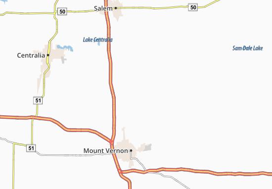 Texico Map