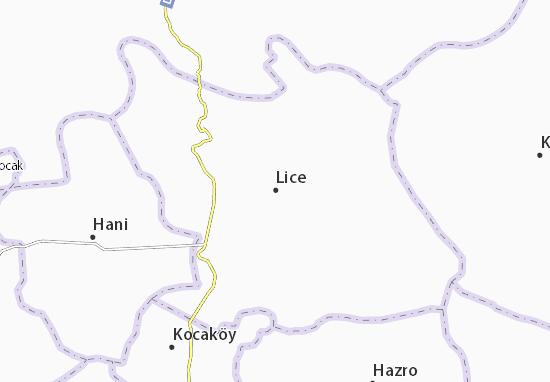 Mappe-Piantine Lice