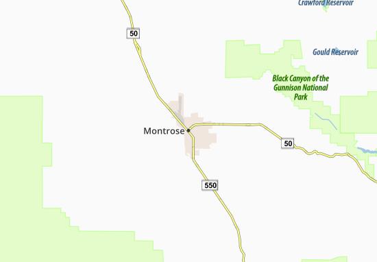 Montrose Map