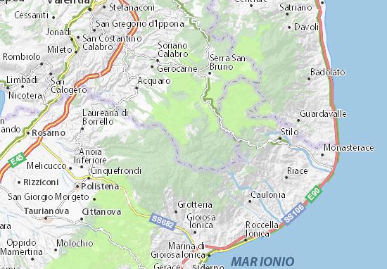 Mapas-Planos Fabrizia