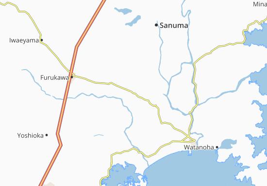 Wakuya Map