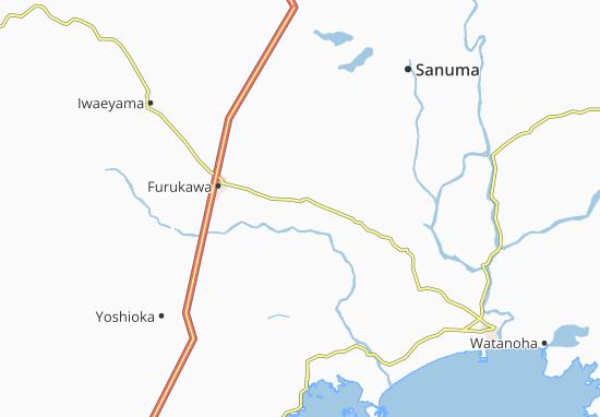Kogota Map