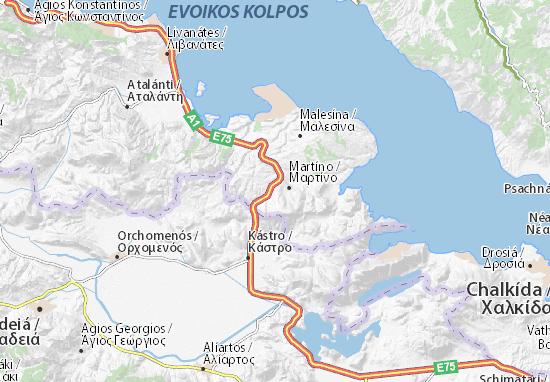 Opuntii Map