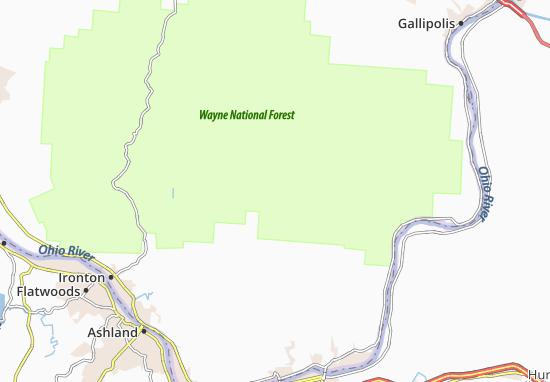 Wilgus Map