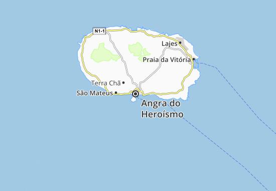 Angra-Nossa Senhora da Conceição Map