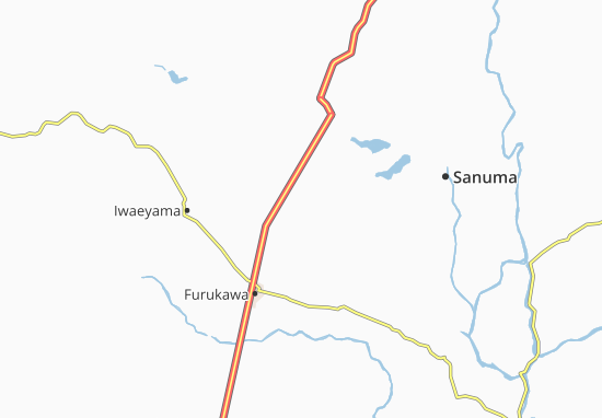 Takashimizu Map
