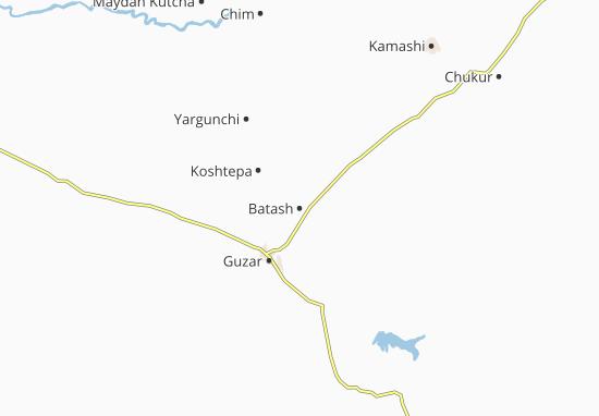 Mappe-Piantine Batash