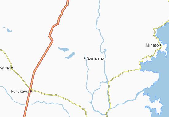Sanuma Map