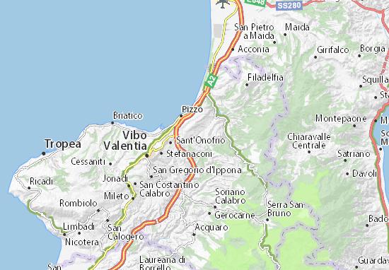 Mappe-Piantine Maierato
