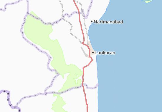 Kergelan Map