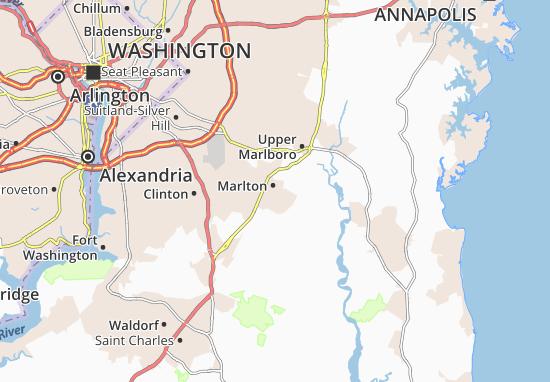 Marlton Map
