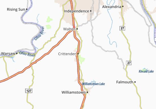 Mappe-Piantine Crittenden