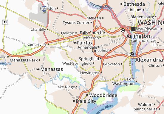 Burke Map