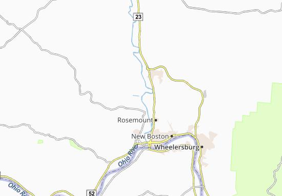 Rushtown Map