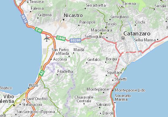Mappe-Piantine Cortale
