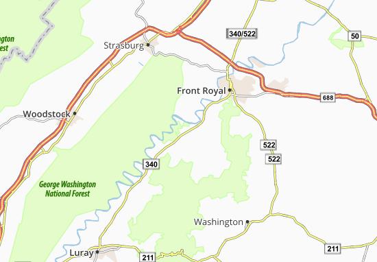 Limeton Map