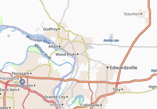Mappe-Piantine Wood River