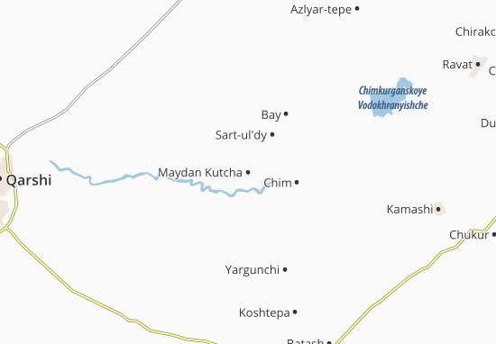 Mapas-Planos Maydan Kutcha